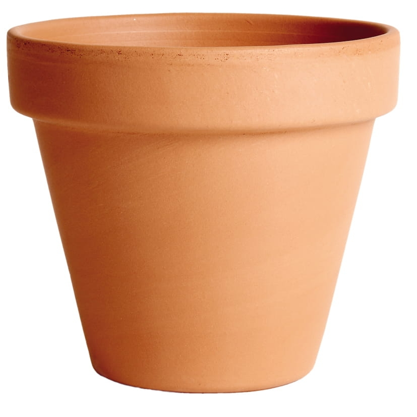 Degrea Doniczka Z Terakoty Klasyczna Ceramika 15cm