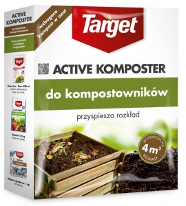Target Active Komposter do kompostowania 1kg