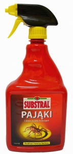 Substral Spray na Pająki trutka zwalcza 750ml