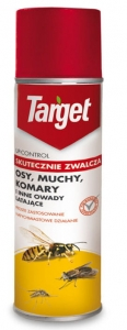 Target UP-CONTROL Spray na Owady Muchy Komary Osy