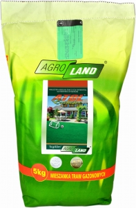 AgroLand Trawa Atol Exclusive 5kg na 200m2