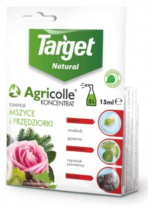 Agricolle 15ml Koncentrat Target Natural Mszyca