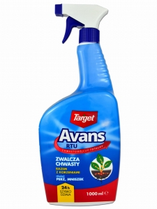 Target Avans RTU Spray Zwalcza Chwasty 1000ml
